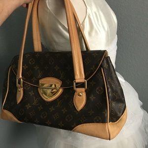 Louis Vuitton Beverly Gm⭐️⭐️⭐️⭐️⭐️